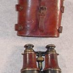 Boer War era field glasses