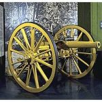 British 12 pounder - captured by Boer forces & re-captured by Canadian troops at the Battle of Leliefontein.