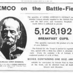 Advertisement for Lemco featuring Lord Roberts.